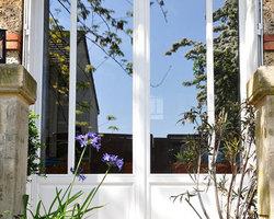 Porte-fenêtre 2 vantaux - Chambourcy - FERMETURE PRODUCTION
